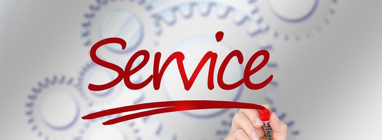 Commerces et services ouverts