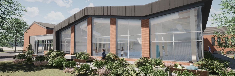 Projet du nouveau centre aquatique