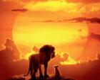 Vues sur la montagne – Le Roi Lion