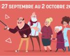 Semaine des aînés du 27 septembre au 2 octobre 2021
