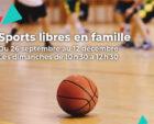 Sports libres en famille